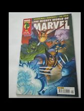 THE MIGHTY WORLD OF MARVEL nr. 48 del 2006 (in inglese)