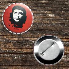 Che Guevara Beer Bottle Cap Logo 59mm Button Badge