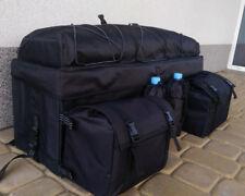 Typ 9030 ATV Quad Koffer in schwarz Gepäcktasche Softbag Quadkoffer