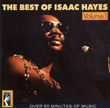 THE BEST OF ISAAC HAYES Volume 1 - Stax / EastWest - 1986