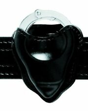 Safariland 090H-9 Handcuff Pouch Open Top For Hinged Handcuffs, Black, High