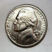 1986  BU Jefferson Nickel Pulled From OBWRoll