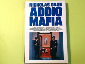 ADDIO MAFIA NICHOLAS GAGE LONGANESI