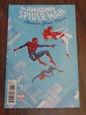 SPIDERMAN AMAZING RENEW YOUR VOWS #13 MARVEL COMICS VARIANT JANUARY 2018