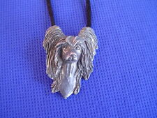Chinese Crested Hairless necklace pewter #22H Toy Dog Jewelry b Cindy A. Conter