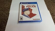 This Is the Police (Sony PlayStation 4, 2017)