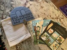 Joanna Gaines Magnolia Paper Goods 7 Postcards + Market bag