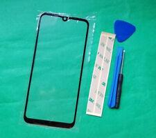 Für ZTE Blade A5 2020 Schwarz Outer Screen Glass Panel Lens Replacement