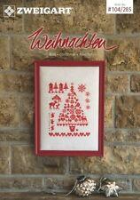 Zweigart No 285 Stickidee Weihnachten