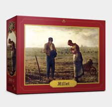 Jigsaw Puzzle 300 Pieces Art Painting The Angelus Master Jean François Millet