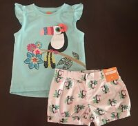 NWT Gymboree Boy Surf Crew Tee /& Black Checkered Shorts Outfit 4 10 12