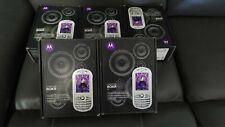Motorola ROKR MUSIC MOBILE PHONE E2 NEW GENUINE BOX FULL SET