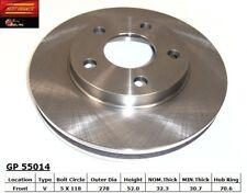 Disc Brake Rotor-FWD Front Best Brake GP55014