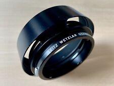Leica #12503 Lens Hood for Noctilux 50mm f/1.2 Wetzlar Germany 1st Version Rare