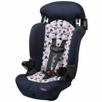 Baby Safety Convertible Car Seat 2in1 Chair Booster Highback For Kids Travel