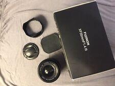 Fujifilm Fuji Fujinon 35mm f/1.4 XF R Lens w/ all original packaging