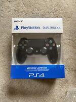 Sony PlayStation DualShock 4 Wireless V2 Controller - Jet Black