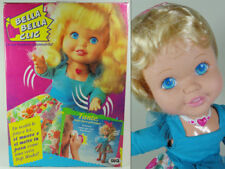 SUZY SNAPSHOT / BELLA CLIC - GALOOB 1991 - NEW IN BOX - PERFECTLY WORKING!