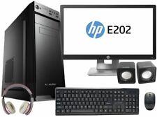 "PC DESKTOP COMPUTER FISSO I5 WIN 10 RAM 8GB /HDD 1 TB WIFI + MONITOR LED 22"""