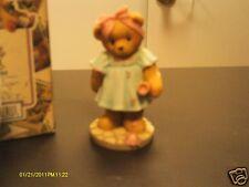 Cherished Teddies _ Lorraine w/ ice cream cone - Don't let it get you down 1999
