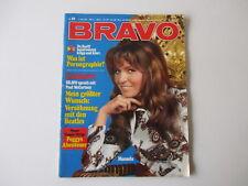 Bravo Nr.24  7.6.1971 Paul McCartney,John Wayne,The Band,Romy Schneider,