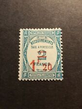 TIMBRE FRANCE TYPE TAXE N°64 NEUF * MH 1929 COTE 50€