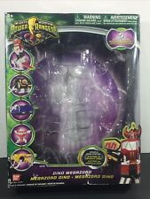 BOX ONLY Mighty Morphin Power Rangers MMPR 2010 Dino Megazord BOX & Insert ONLY
