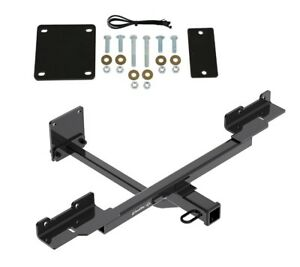 Trailer Tow Hitch For 16-19 Mercedes-Benz GLE350 12-15 ML350 w/o Active Curve