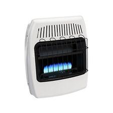 Dyna-Glo BF20PMDG 20,000 BTU Liquid Propane Blue Flame Vent Free Wall Heater