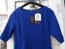 BNWT Kaleidoscope Royal Blue dress 16 with elastane for stretch
