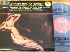 ASD 3490 Rachmaninov Francesca da Rimini / Ermler etc.