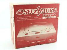 Console Sega Saturn Blanche JAP Japan