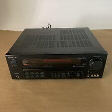Kenwood VR-6060 Audio Video Surround Receiver  6.1 Channel  No Remote
