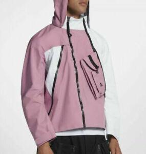 Nike MEN'S NikeLab ACG Deploy GORE-TEX Jacket Elemental Pink SIZE XL BRAND NEW