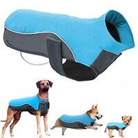 Waterproof Dog Puppy Jacket Vest Winter Warm Pet Coat Clothes Ropa Para Perros