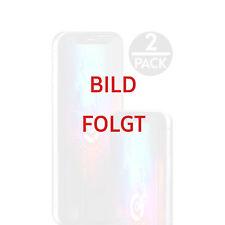 2x Panzer Display Glas Folie Schutz Cover 9H Tempered Screen Protector Echt Klar