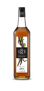 1883 French Vanilla Syrup 1 L