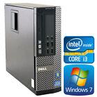 Dell OptiPlex 790 SFF PC Core i3-2120 3.30GHz 2GB DDR3 RAM 250GB HDD Windows 7