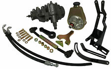 1947-55 CHEVY / GMC POWER STEERING CONVERSION KIT FOR 216 6-CYLINDER