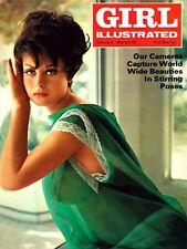 Girl Illustrated Lana Wood Cover High Quality Metal Fridge Magnet 3x4 9457