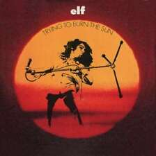 Elf Featuring Ronnie James Dio - Trying To Burn The Sun NEW CD
