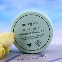 INNISFREE No Sebum Mineral Powder 5g for Oily Skin Korean