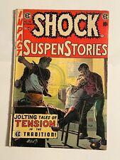 shock suspenstories #16 Comic Book horror Golden Age 1954