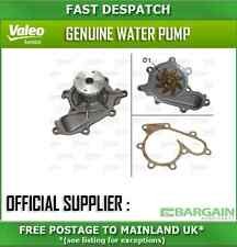 506702 4307 VALEO WATER PUMP FOR NISSAN X-TRAIL 2.2 2005-2007