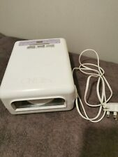 CND Shellac UV Lamp Cure Shellac Polish Good Condition Fully Working