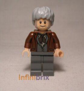 Lego Ollivander Minifigure from set 10217 Harry Potter NEW hp119