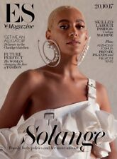 SOLANGE KNOWLES ES MAGAZINE 20 OCTOBER 2017