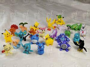 Set of 24 Pocket Monster Action Figures Pikachu Toys Gift Advent Calendar Ideas