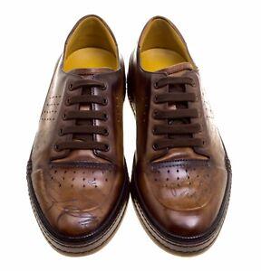 Berluti Playtime Venezia Scritto / Sneakers Limited Edition SizeUK 12,5