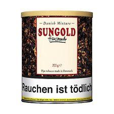 Pfeifentabak HAUSMARKE SUNGOLD (der ex Vanilla)   Black Cavendish 200 Gramm Dose